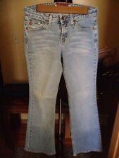 Aeropostale Jeans Antique Blue Color Ladies Sz 5/6 Reg