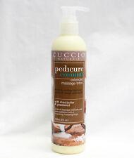 CUCCIO Naturale Hydrating Spa Pedicure Coconut Extended Massage Lotion 8oz
