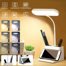 Touch Control LED Desk Lamp Bedside Reading Light Table...