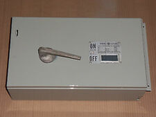 GENERAL ELECTRIC GE QMR QMR224 200 AMP 240V FUSED PANEL PANELBOARD SWITCH