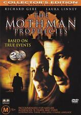 THE MOTHMAN PROPHECIES (2-DISC COLLECTORS EDITION) **NEW & SEALED** DVD R4