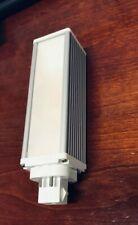 (2 Pack) LED12G24Q-H 4-pin Rotatable PL Lamp PL-C Horizontal Recessed Bulb 12W