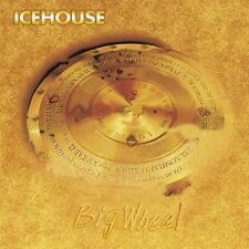 ICEHOUSE Big Wheel CD BRAND NEW 2012 Reissue