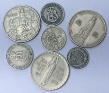 Bulgaria Antique And Modern X7 Mixed Grade Coin #AU18