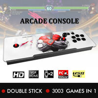 11S 3003 in 1 Classic Video Games HD 4 Players Retro Arcade Console USB XC801US