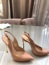 Casadei Nude Shoes Size 39