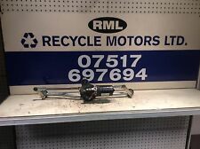 BMW E46 4 Door 316 318 320 325 330 Front Wiper Motor And Linkage