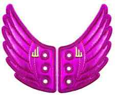 SHWINGS PINK FOIL wing wings for your shoes official designer Shwings NEW 10402