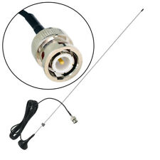 NEW NAGOYA UT-108UV BNC Dual Band Magnetic Vehicle-mounted Antenna for Kenwood