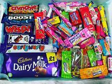 Chocolate Sweets Cadbury Box Personalised Hamper Dairy Milk Gift