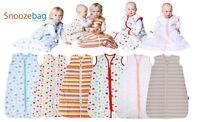 Snoozebag Baby Sleeping Bag/Sleepsack 2.5 Tog TWIN Pack (0-6, 6-18,18-36 months)