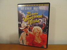 The Best Little Whorehouse in Texas (DVD, 2003) - Mint