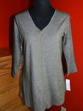 Women's Loveappella by Stitch Fix Olive Green L/S TOP New NWT LARGE