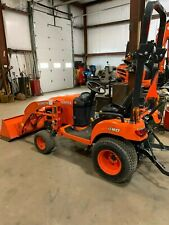 Kubota Bx1870 Tractor With Loader