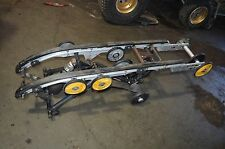 #830 1995 Skidoo mach 1 700  skid suspension w/WPS extension 136'