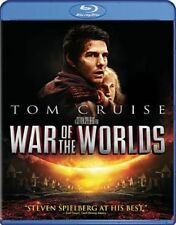 War of The Worlds 0097360749342 With Tom Cruise Blu-ray Region a