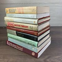 Psychology Education behavior therapy Textbook Lot