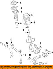 TOYOTA OEM Front-Steering Knuckle Spindle 4321212410