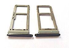 SIM Card Memory Tray Holder For Samsung Galaxy S8 G950F / S8+ Plus G955F Black