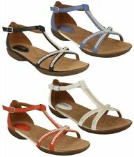Clarks Standard (D) Casual Sandals & Beach Shoes for Women