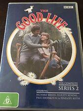 """The Good Life: Series 2"" (DVD, 2006, Reg 4) Felicity Kendal, Penelope Keith VGC"