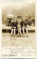 Mannheimer Familienalbum, 107 Photos, von 1921 -31