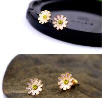 Lovely daisy stud earrings 50s 60s retro multiple choices
