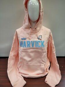 Kevin Harvick #4 Ladies Pink Hoodie