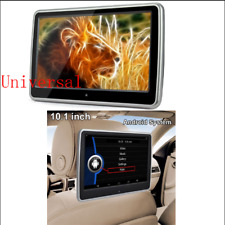 "10.1"" HD LCD Touch Screen Car Off-Road Headrest Monitor DVD Player HDMI USB 12V"