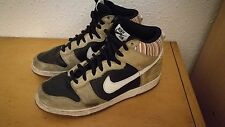 USED NIKE DUNK SB HIGH PRO US 9 PAUL ULRICH 313171-011 Black/White 2006 tier