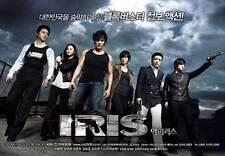 IRIS: THE MOVIE Movie POSTER 11x17 Korean E Byung-hun Lee Tae-hee Kim So-yeon