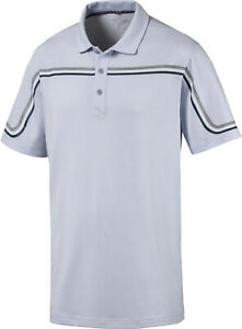 NEW Puma Looping Polo Heather Golf Polo/Shirt Men's Extra Large (XL)