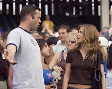 Jennifer Anniston 8X10 shooting with Vince Vaughn