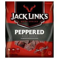 Peppered Jerky,No 10000007614,  Jack Links,PK8