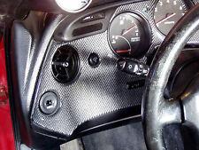 Fits Ford Mustang 94-00 Real Carbon Fiber Dash Kit Trim Parts