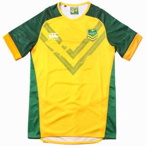 Australia Kangaroos Mens Training Jersey