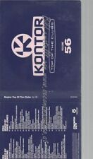 CD--VARIOUS--KONTOR TOP OF THE CLUBS VOL.56 |
