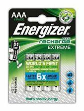 Piles rechargeables Energizer pour équipement audio et vidéo