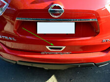 Chrome Rear Trunk Boot Tailgate Handle Cover Protector for Nissan X-trail T32