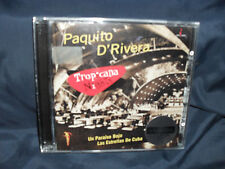 Paquito D'Rivera – Tropicana Nights