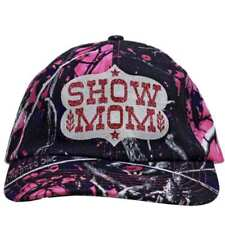 "Cowgirl ""Show Mom"" Cap Hat"