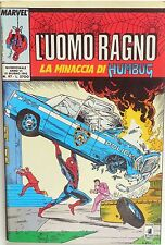 FUMETTO L'UOMO RAGNO STAR COMICS ANNO VI N.97 1992