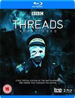 Threads - Blu-ray (BBC) [DVD][Region 2]