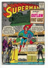 SUPERMAN 1965 SILVER AGE DC COMICS COMIC BOOK  OCT #179