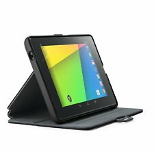 OEM Speck Nexus 7 2013 Model Black StyleFolio Flip Cover Case+Stand SPK-A2371
