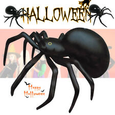 Halloween Inflatable Spider Decor Spooky Decoration FancyDress Party Accessories