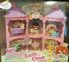 New Bratz LIL' Angelz Castle in the Clouds Playhouse Dollhouse RARE #811 Charli