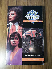 6th Dr Doctor Who Burning Heart Tardis The Missing Adventures