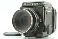 【NEAR MINT】 Mamiya RB67 Pro w/ Sekor 127mm F3.8 Lens + 120 Film Back From JAPAN