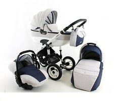 OTTIS LIMITED ADBOR 3in1 -pram/pushchair/car seat;complies with BS 5852